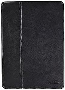 Gear4 The Business Leather-Look Case Cover with Built-In Stand for iPad Air 5th Generation - Black