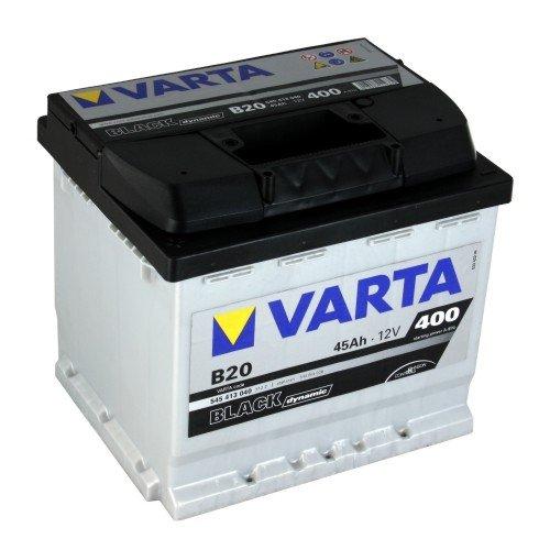 VARTA B20 Black Dynamic / Autobatterie / Batterie
