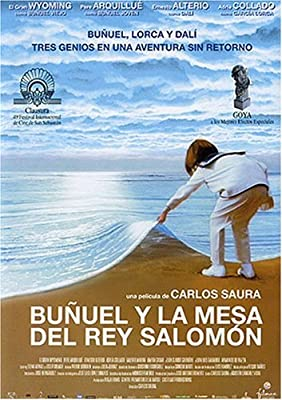 Bunuel and King Solomon's Table ( Buñuel y la mesa del rey Salomón ) ( Bunuel & King Solomon's Table ) [ NON-USA FORMAT, PAL, Reg.2 Import - Spain ]