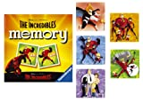 The Incredibles Memory Game