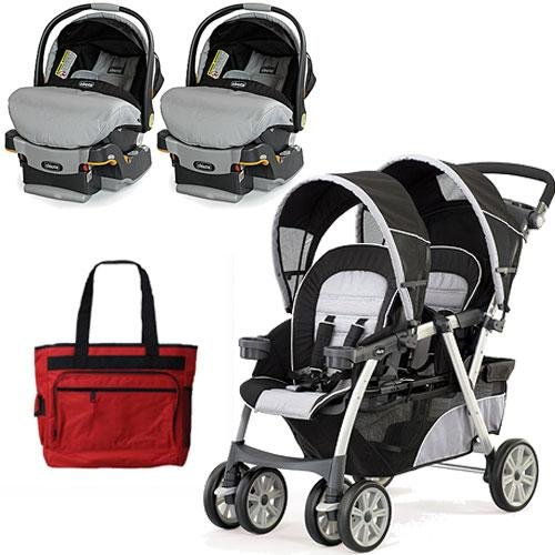 stroller and carseat combo shopping cortina together stroller romantic travel system with 2. Black Bedroom Furniture Sets. Home Design Ideas