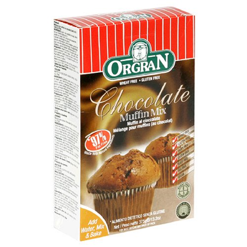 Buy Orgran Muffin Mix, Chocolate, 13.2-Ounce Boxes (Pack of 8) (Orgran, Health & Personal Care, Products, Food & Snacks, Baking Supplies, Baking Mixes, Muffin Mixes)