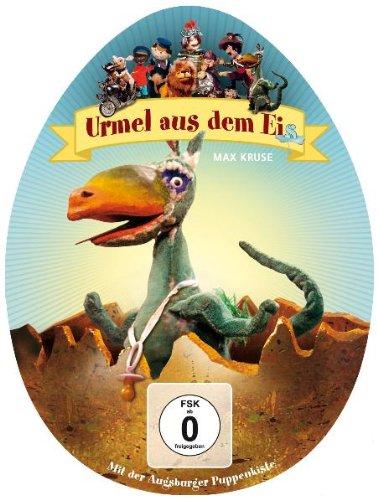 Augsburger Puppenkiste - Urmel aus dem Eis + die schönsten Lieder aus der Augsburger Puppenkiste (Blechdose mit 1 DVD + 1 CD) [Edizione: Germania]