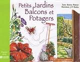 echange, troc Béatrice Méténier, Jean-Marc Boudou - Petits Jardins, Balcons et Potagers