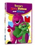 Barney-Red, Yellow, Blue
