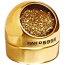 Hakko 599B-02 Solder Tip Cleaning Wire and Holder