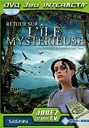 Retour Sur L'île Mystérieuse - Dvd Interactif