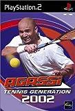 echange, troc Agassi Tennis Génération 2002