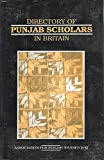 img - for Directory of Punjab Scholars in Britain book / textbook / text book