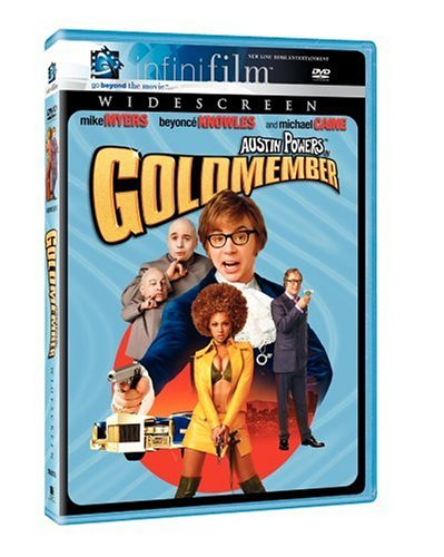 Cover art for  Austin Powers in Goldmember