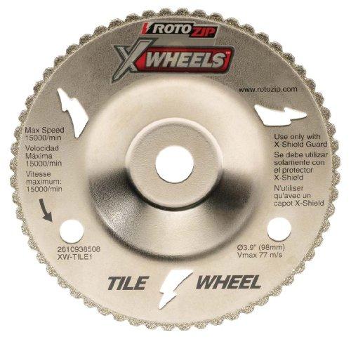 RotoZip XW-TILE1 Tile X-Wheel