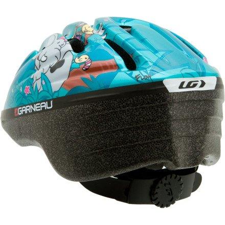 Image of Louis Garneau Flow Helmet (B002P9UL80)