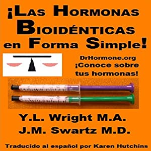 ¡Las hormonas bioidénticas en forma simple! Audiobook