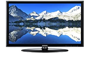 Samsung UE32D4000 32-inch Widescreen HD Ready LED TV with Freeview - Dark Grey