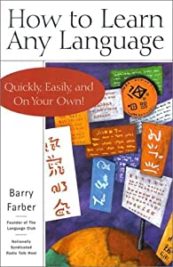 "Cover of ""How to Learn Any Language"""