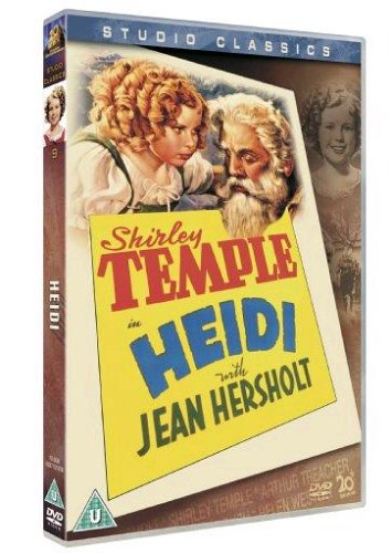 Heidi (colourised Version)- Studio Classics [DVD]