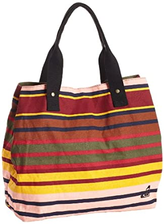 Roxy Juniors Just A Little Tote Bag, Clove, One Size