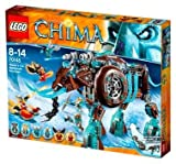 Picture Of LEGO Chima 70145 Maula's Ice Mammoth Stomper Building Toy