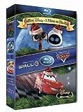 echange, troc WALL-E + Cars, Quatre roues [Blu-ray]