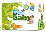 Protect your baby and the environment with Bio Baby, the world's most biodegradable nappy with premium performance. 30% less chemicals than conventional nappies ensuring your baby only comes into contact with the most gentle, natural and orga...