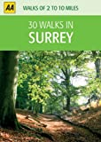 30 Walks in Surrey