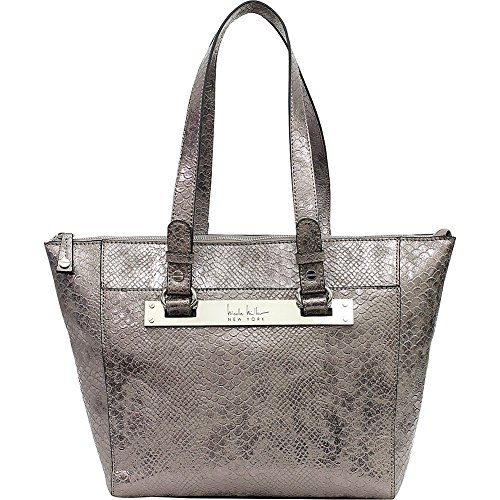 nicole-miller-new-york-hot-plate-tote-pewter