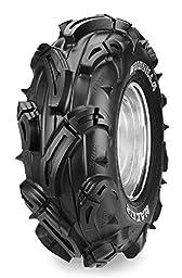 Maxxis M966 Mudzilla Tire - Front/Rear - 28x10x12 , Tire Size: 28x10x12, Position: Front/Rear, Rim Size: 12, Tire Ply: 6, Tire Type: ATV/UTV, Tire Construction: Radial, Tire Application: Mud/Snow TM16684200