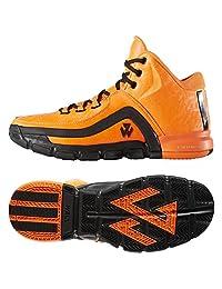 Adidas J Wall 2.0 II Halloween Q16929 Solar Orange/Core Black/White Men's Basketball Shoes