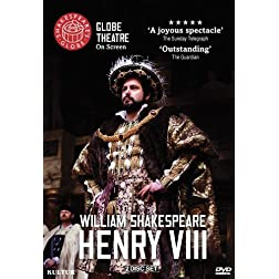 Henry VIII: Shakespeare's Globe Theatre