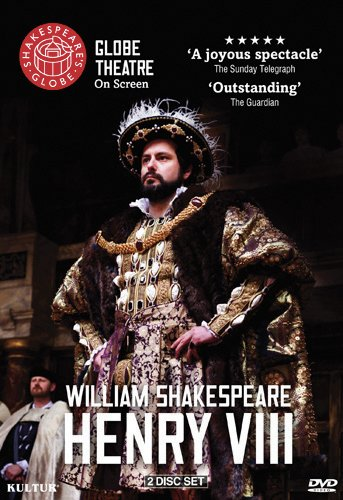 Cover art for  Henry VIII: Shakespeare's Globe Theatre