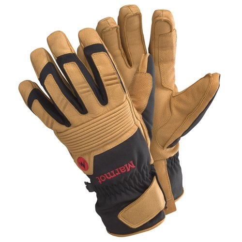 Marmot Exum Guide Undercuff Glove Black / Tan XS