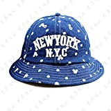 Special Style New Bucket fashion Kpop Hiphop Snapback Cap Hat New York