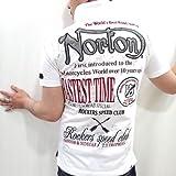 (ノートン)Norton 2枚衿 半袖 ポロシャツ