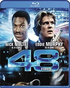 NEW Murphy/nolte - 48 Hrs (Blu-ray)
