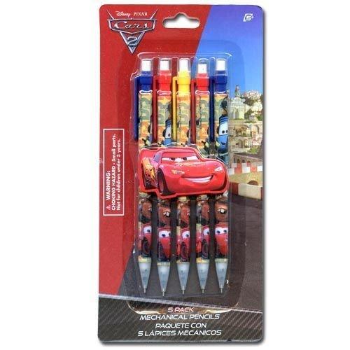 Cheap Cars 2 Mechanical Pencil 5Pk Case Pack 72 (B007DN54E4)