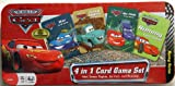 51B7r9MM6DL. SL160  Disney Pixar THE WORLD OF CARS 4 in 1 Card Games Tin Box Set  WAR, CRAZY EIGHTS, Go Fish &amp; RUMMY