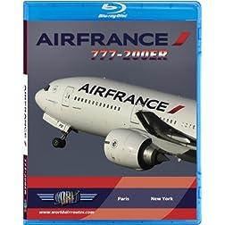 Air France Boeing 777-200ER (New York JFK) [Blu-ray]