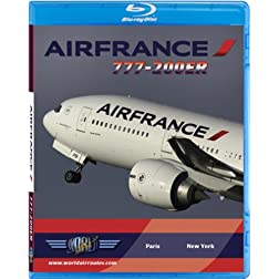 Air France Boeing 777-200ER (New York JFK) [Blu-ray]