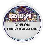 Stretch Bead Cord -Make Stretchy Bracelets Fast-Opelon Floss 82 ft. 42948