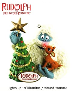 Rudolph and Bumbles Lawn Dec http://www.amazon.com/Rudolph-Bumble-Carlton-Heirloom-Ornament/dp/B0041XRG4U