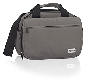 Inglesina AX90D0GRA - Bolsa pañal marca Inglesina - BebeHogar.com