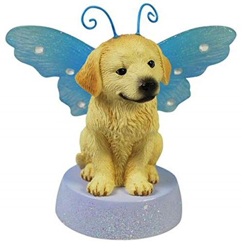 Yellow Labrador Retriever Figurine Decoration