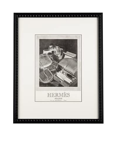 "Hermes accesssories publicity 1925, 10"" X 14"""