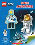 img - for Space Adventures! (LEGO City: Activity Book with Minifigure) book / textbook / text book