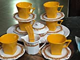 Superware Ektra Helena Tea Set. 21 pcs
