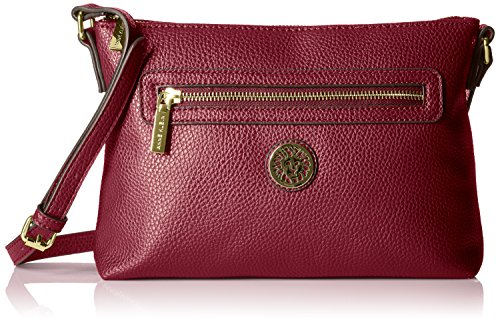 Anne-Klein-All-in-Small-Top-Zip-Cross-Body