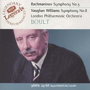 Symphonie n° 3 / Symphonie n° 8  (coll. Decca Legends)