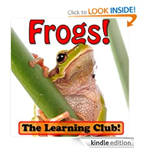 Fun Frogs! Learn About Frogs And Learn To Read - The Learning Club! (45+ Photos of Frogs)