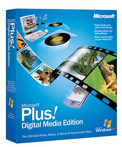 Microsoft Plus! Digital Media Edition [OLD VERSION]