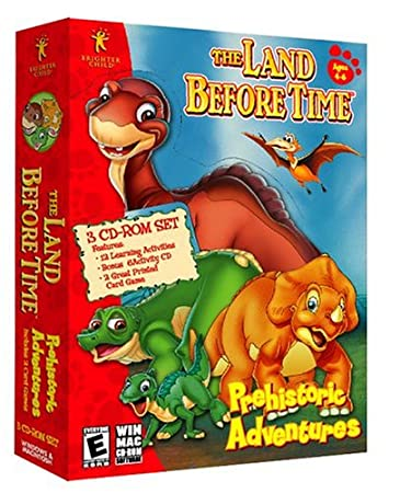Land Before Time Prehistoric Adventures